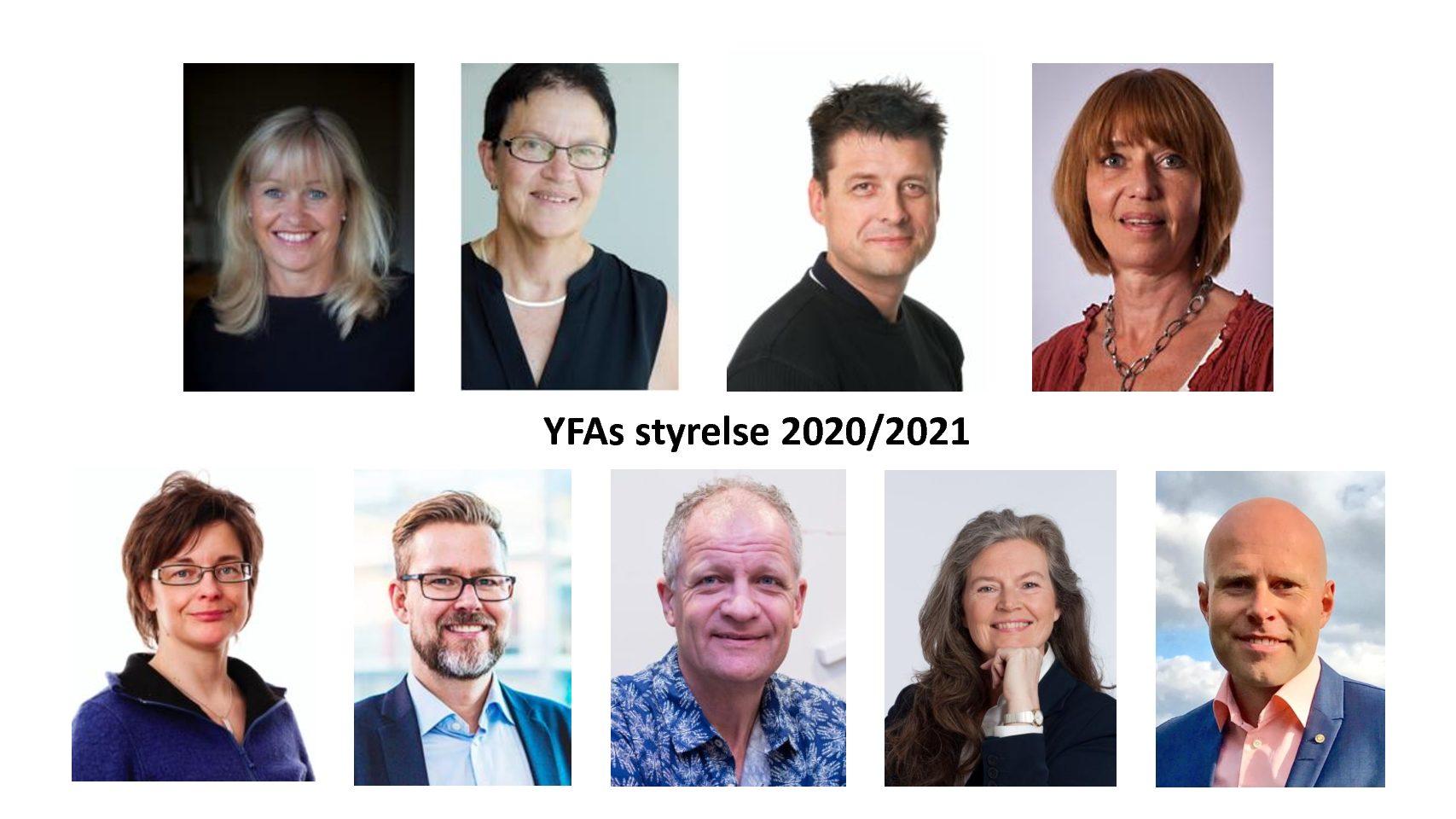 YFAs årsmöte 2020!